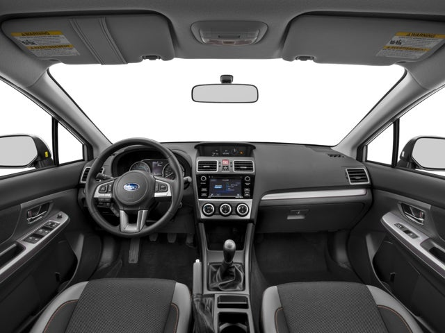 2017 subaru crosstrek limited interior for Subaru crosstrek 2017 interior