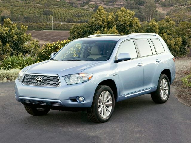 2010 Toyota Highlander Hybrid Limited W 3rd Row In Houston Tx West